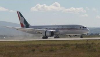 Nuevo avión presidencial