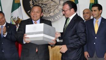 Entrega del Paquete Fiscal