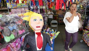 Piñata Trump 1