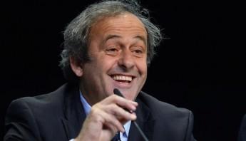 Platini no podrá presidir la UEFA ni asistir a ninguna reunión del Comité Ejecutivo de la FIFA. Foto: EFE