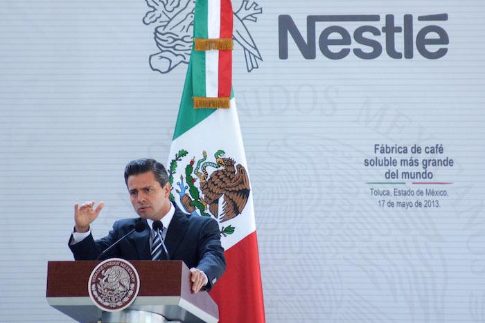 La Cruzada Nacional contra el Hambre ha favorecido a transnacionales. Foto: Cuartoscuro