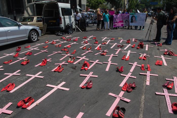 En México los feminicidios son tantos que no producen conmoción ni escándalo a nivel mediático, denuncian ONGs. Foto: Cuartoscuro