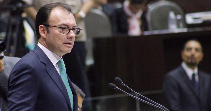 Legisladores en la Cámara de Diputados discutirán hoy el Presupuesto de Egresos 2016 presentado por Luis Videgaray Caso, Secretario de Hacienda. Foto: Francisco Cañedo, SinEmbargo