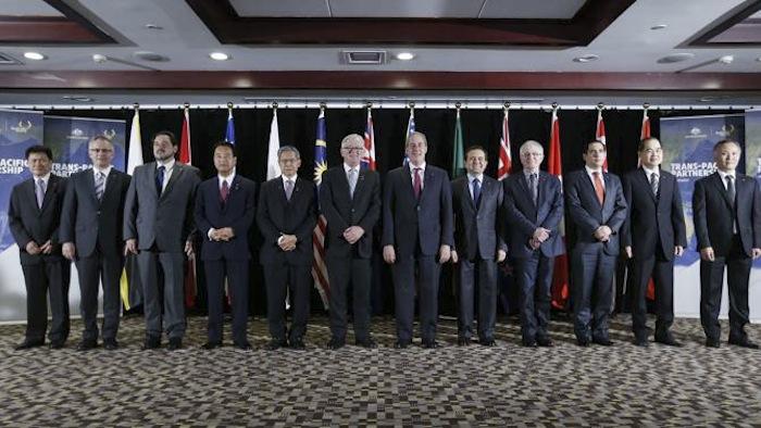 El secretario de Economía Ildefonso Guajardo Villarreal se reunió hace un años con los ministros de comercio que negocian el TPP. Foto: Cuartoscuro