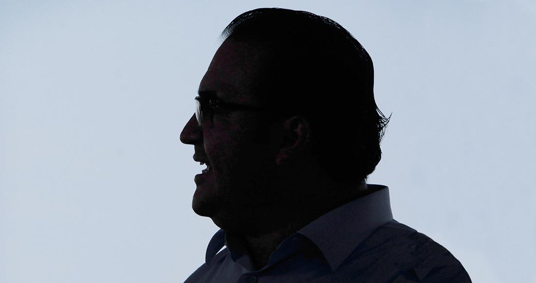 Javier Duarte. Foto: Cuartoscuro