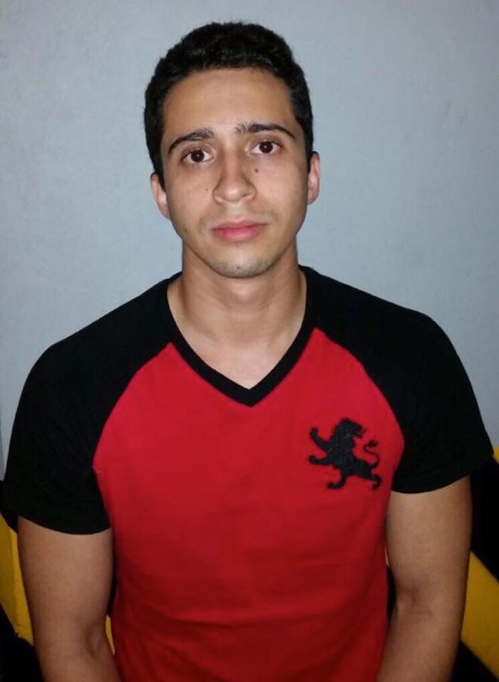 Cristian Iván Miranda Sandoval, de 21 años, fue detenido el pasado viernes. Foto: Fiscalía de Jalisco