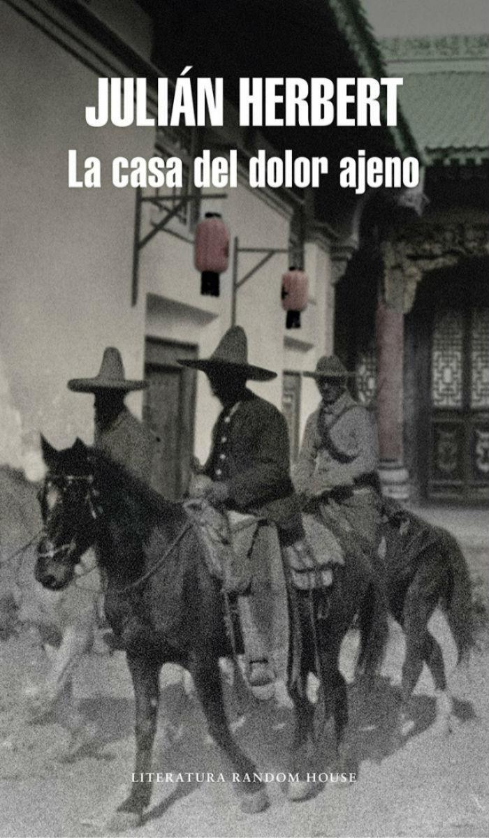La esperada nueva novela de Julián Herbert. Foto: Especial