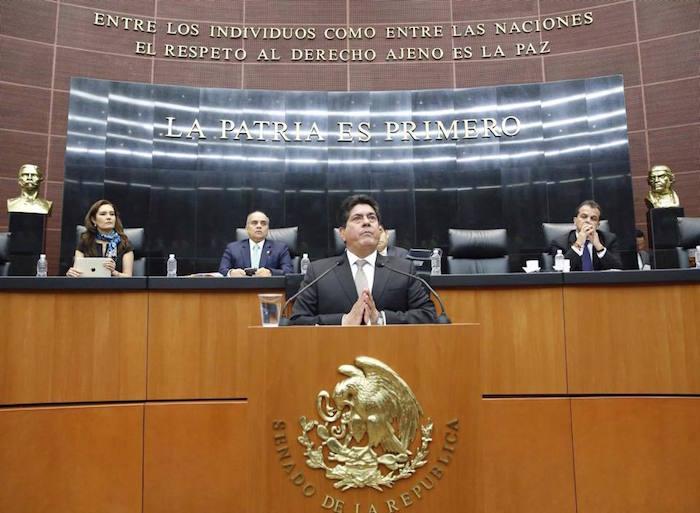 Tomás Torres, ex Diputado del PVEM. Foto: ZonaFranca