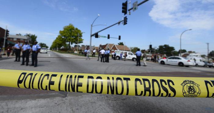 Al menos tres heridos en tiroteo en EU. Foto: EFE