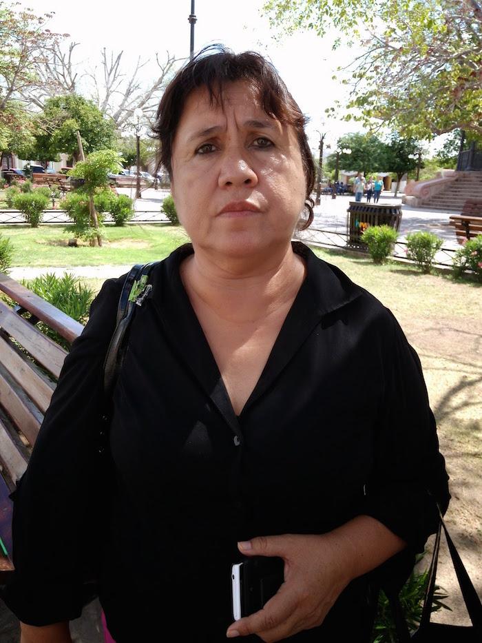 Martha Solórzano Martínez, defensora de derechos humanos en Sonora. Foto: Mujer Sonora