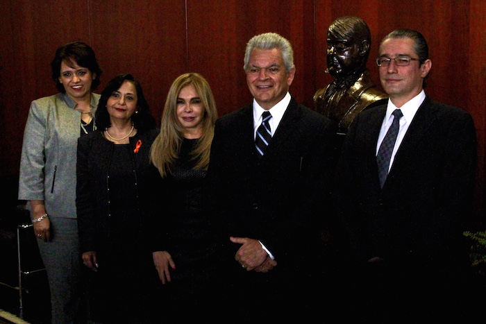 Los candidatos propuestos a ministros de la SCJN propuestos por el Presidente Enrique Peña Nieto. Foto: Luis Barrón, SinEmbargo