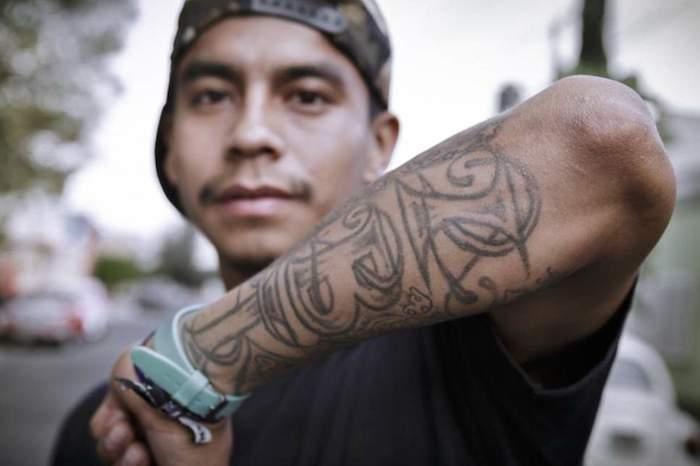De pandilleros a activistas. Foto: Annick Donkers, VICE