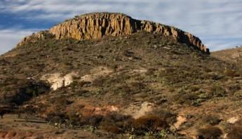 Desierto de Zacatecas. Foto: Especial.