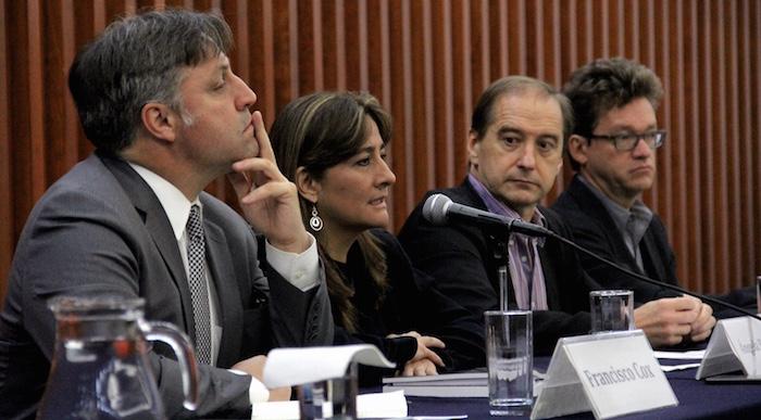 El Grupo Interdisciplinario de Expertos Independientes (GIEI) no quiso hacer comentarios a AP sobre la sentencia. Foto: Luis Barrón, SinEmbargo.