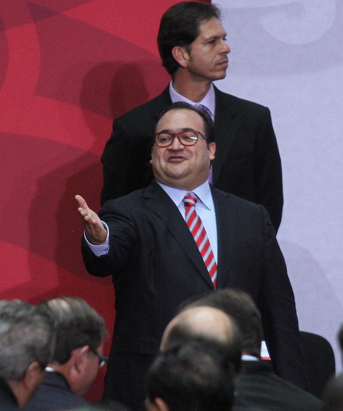 El Gobernador de Veracruz fue señalado por Agustín Basave de intentar destruir las alianzas con el PAN en esa entidad. Foto: Cuartoscuro