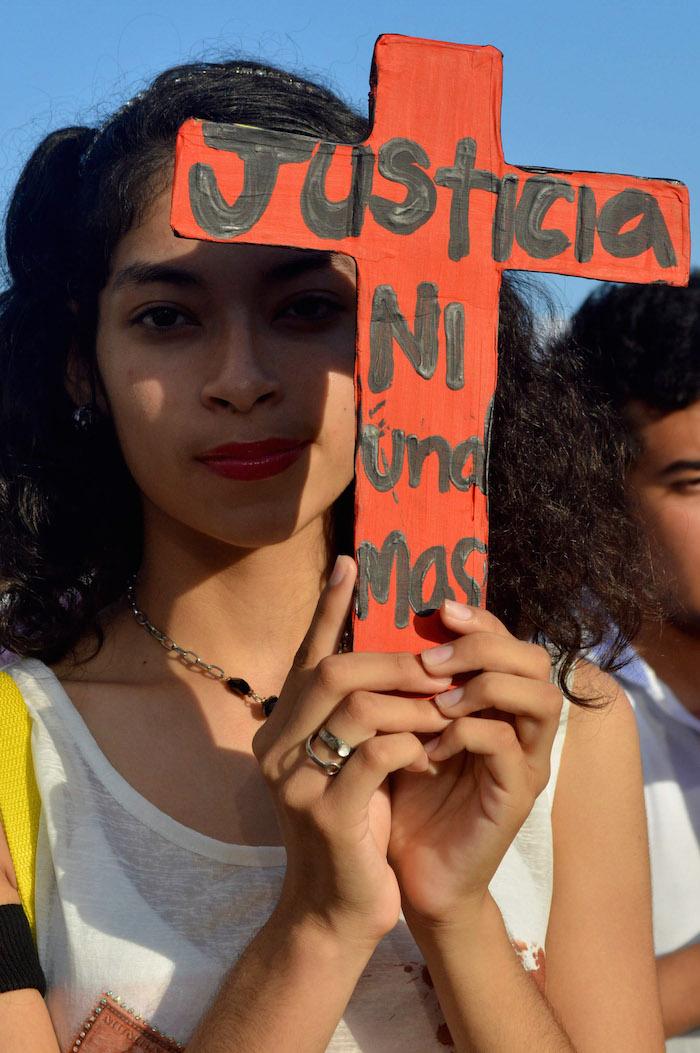 63 de cada 100 mujeres de 15 años y más declaró haber padecido algún incidente de violencia. Foto: Cuartoscuro.