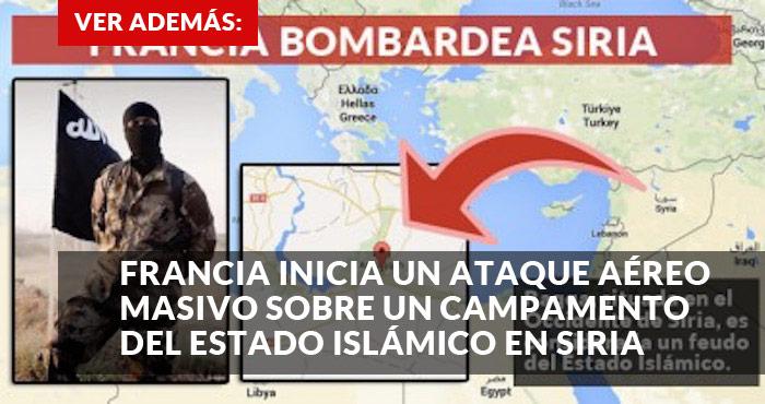 El Estado Islámico amenaza con repetir ataques como los de París en EU, Australia, Canadá y Bélgica