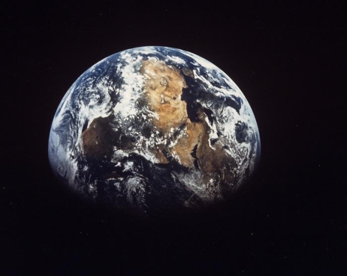 Un estudio revela que el origen del agua en la Tierra fue desde la formación del planeta. foto: EFE