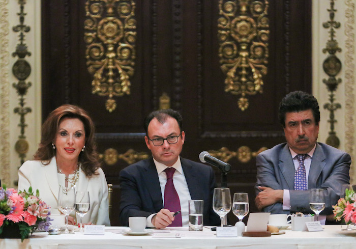 Huchim expuso que las asignaciones presupuestarios al INE son muy altas. Foto: Cuartoscuro