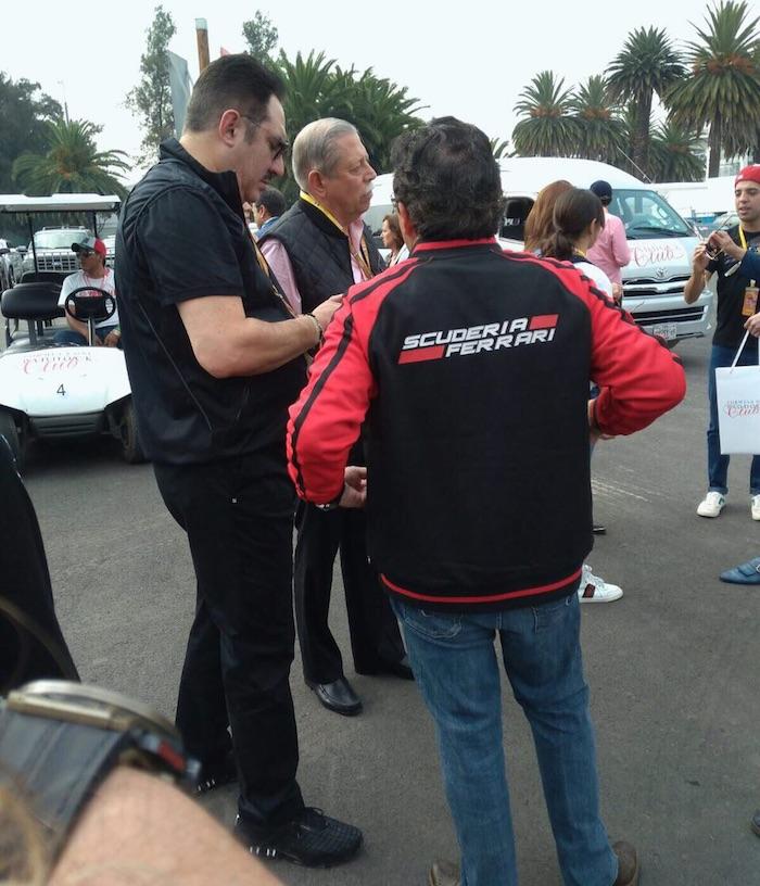 El Gran Premio de México se realizó en el Autódromo Hermanos Rodríguez. Foto: Especial SinEmbargo