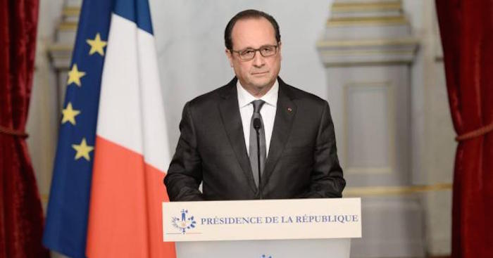 El Presidente de Francia, François Hollande. Foto: EFE/Arcviho