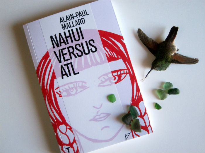 Un libro sobre una relación tormentosa y apasionada. Foto: Facebook