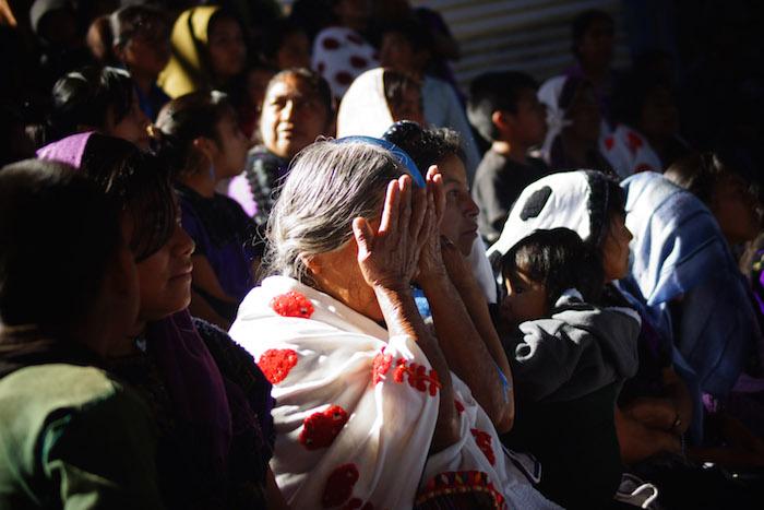 La mayoría de los asesinados en Acteal fueron niños y mujeres. Foto: Cuartoscuro/Archivo