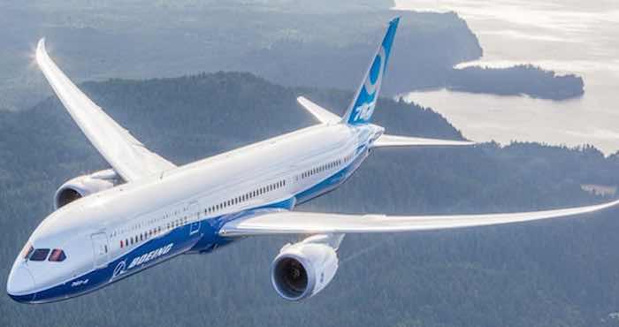 El avión que llegará este mes al hangar presidencial es similar al de la imagen. Foto: boeing,com