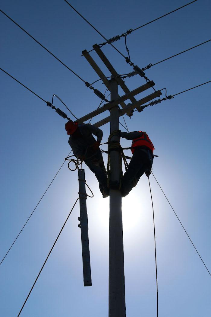 De acuerdo con información difundida en medios de comunicación, la CFE está dentro de una lista de instituciones multadas por la empresa de electricidad. Foto: Cuartoscuro
