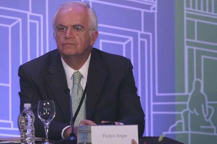 Pedro Aspe. Foto: Cuartoscuro