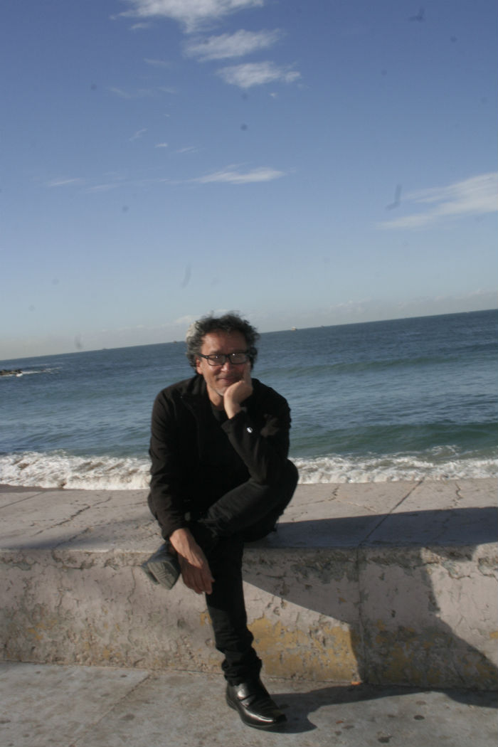 El autor tiene 50 libros publicados y 20 inéditos. Foto: Luis Alonso Enamorado / Feliart
