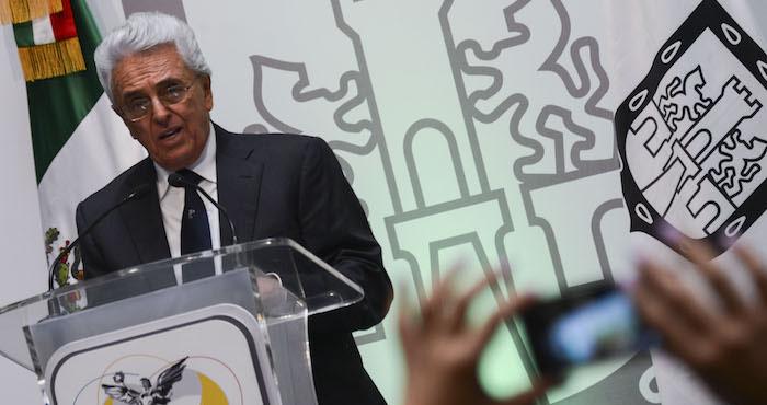 Compeán suena fuerte como el próximo dirigente de la Concacaf. Foto: Cuartoscuro