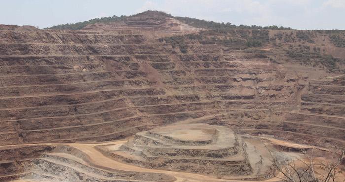 La minería en México consume al día el agua de más de 3 millones de mexicanos. Foto: Cuartoscuro.