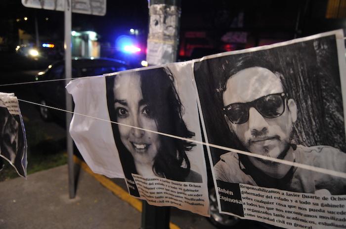 Cinco personas fueron asesinadas el pasado 31 de julio en la colonia Narvarte y a la fecha, la PGJDF no tiene un móvil del asesinato. Foto: Cuartoscuro