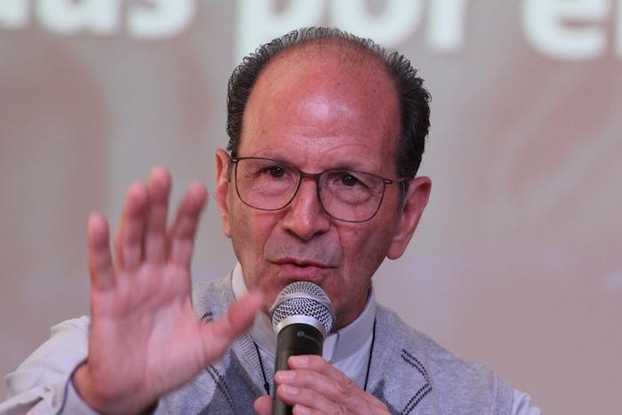 Alejandro Solalinde. Foto: Luis Barrón