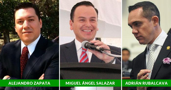 Operación contra todos, desde Cuajimalpa. Fotos: Twitter y Cuartoscuro