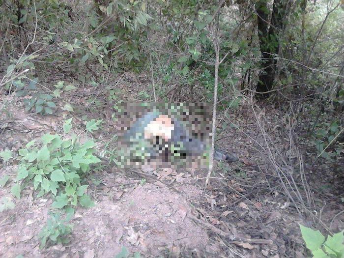 En el municipio de Tetipac fue localizado el cuerpo de un hombre en una barranca de la comunidad de Los Ailes. Al parecer el sujeto fue asesinado a golpes. Foto: El Sur