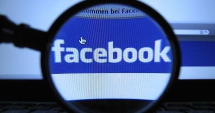 Facebook. Foto: EFE
