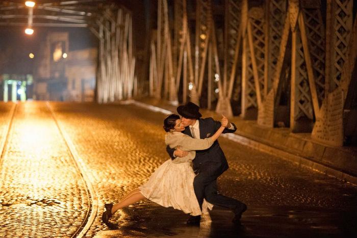 Un tango más, la nueva aventura cinematográfica de Wim Wenders, esta vez como productor. Foto: Facebook