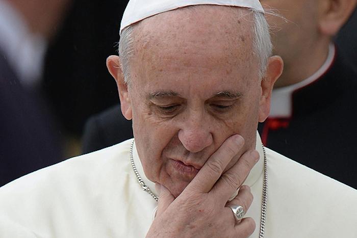 El Papa Francisco. Foto: EFE