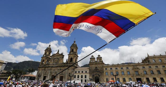 embargo colombia: