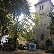 Punto de reunión de jóvenes en Oberndorf