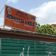 Escuela en Tixtla, Guerrero