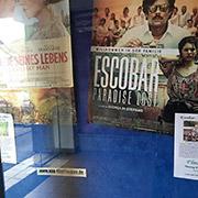 En octubre, el pequeño cine de Oberndorf exhibió una peli?cula sobre Pablo Escobar. En Alemania poco se sabe del narcotráfico y la violencia en América Latina