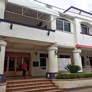 Fachada de la Presidencia Municipal de Arcelia, Guerrero