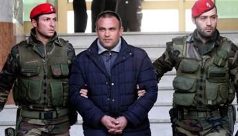 Francesco Maisano, presunto miembro de la mafia italiana. Foto: AP