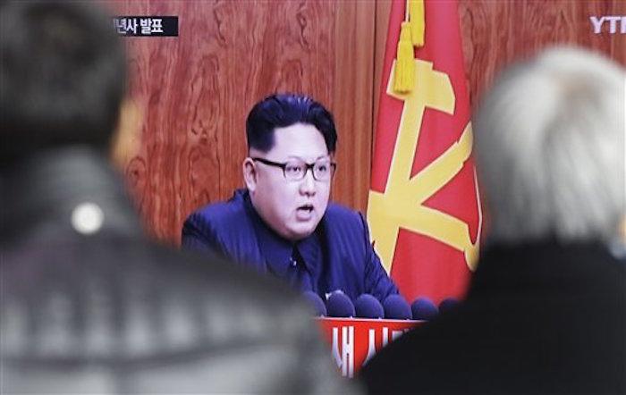 El líder de Corea del Norte, Kim Jong Un. Foto: AP