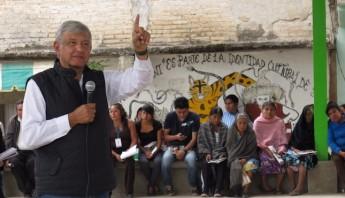 AMLO Oaxaca