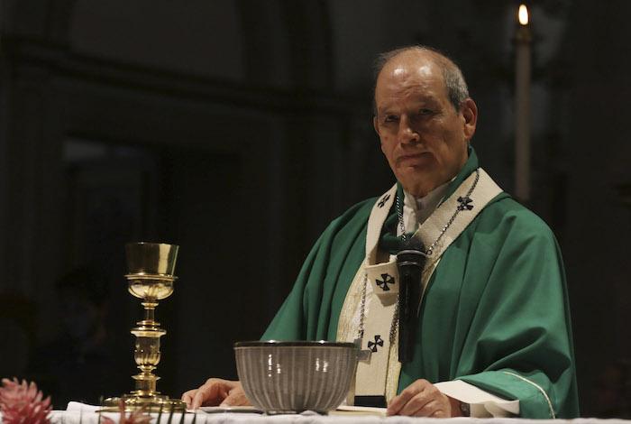 Al Arzobispo de Antequera-Oaxaca, José Luis Chávez Botello, se le acusa de encubrir al cura Gerardo Hernández. Foto: Cuartoscuro.