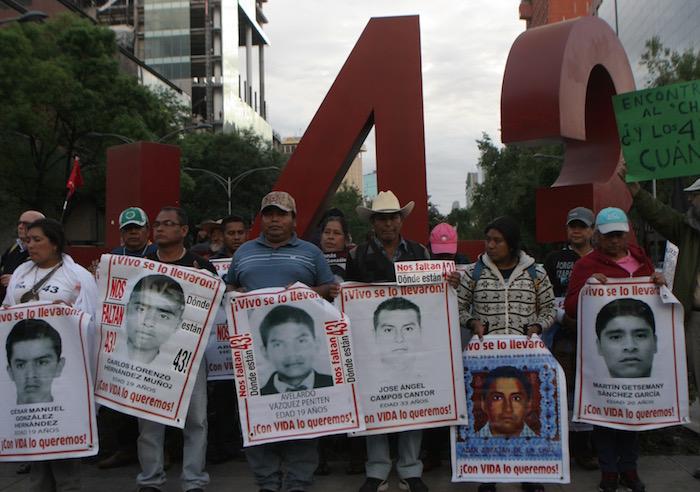 Ambos informes mencionan que pese a los cambios que se prometieron a causa del caso Iguala, los resultados han sido pocos. Foto: Valentina López, SinEmbargo.